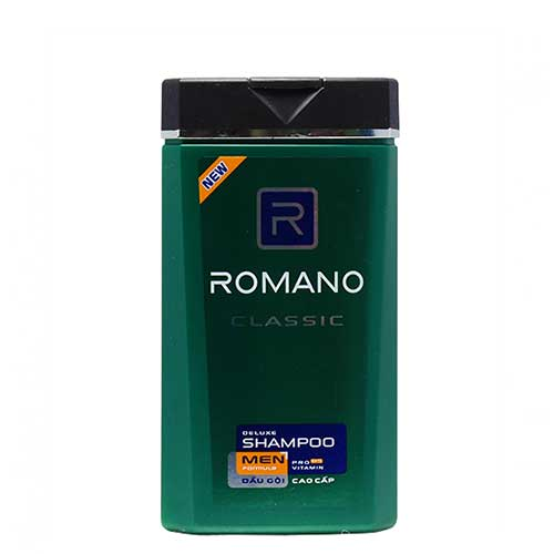 Dầu gội Romano Classic 380g