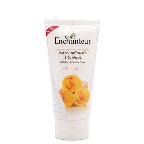 Dầu xả dưỡng tóc siêu mượt Enchanteur Deluxe Charming 100g
