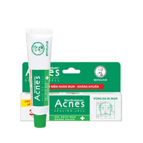 Gel sạch mụn & Kháng khuẩn Acnes Sealing 18g