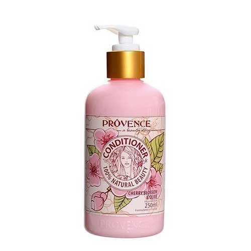 Dầu xả Fresh Nourish Cherry Blossom & Olive Purite by Provence 250ml