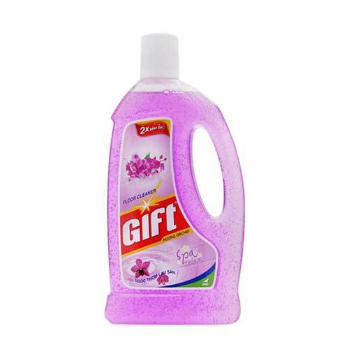 Nước lau sàn Gift Hương Orchid 1L