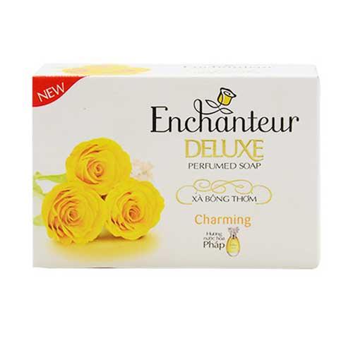 Xà bông hương nước hoa Enchanteur Deluxe Perfumed Soap - Hương Charming 90g