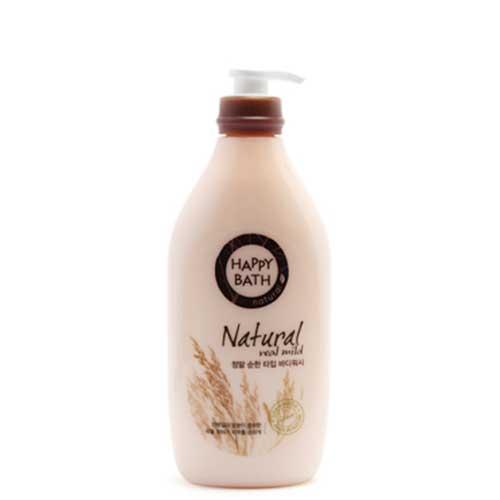 Sữa Tắm Hương Ngũ Cốc Natural Real Mild Body Wash