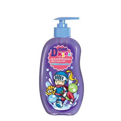 Tắm gội toàn thân D-nee Kids Happy Berry