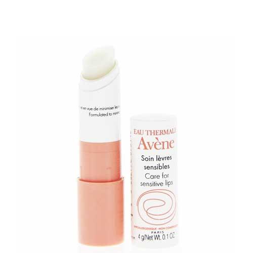 Son dưỡng Eau Thermale Avene Care For Sensitive Lips 4g