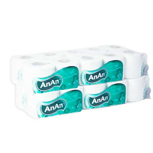 Giấy vệ sinh 2 lớp An An