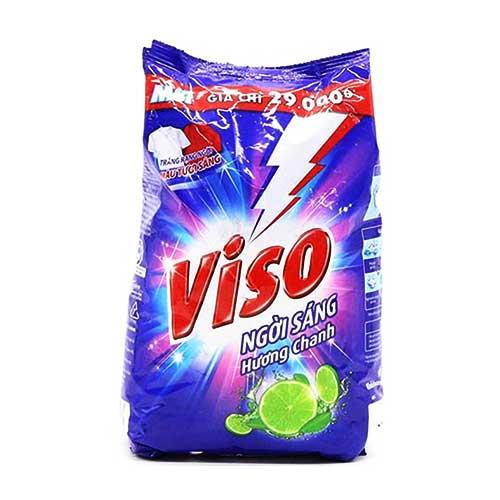 Bột giặt Viso Ngời sáng hương Chanh 800g