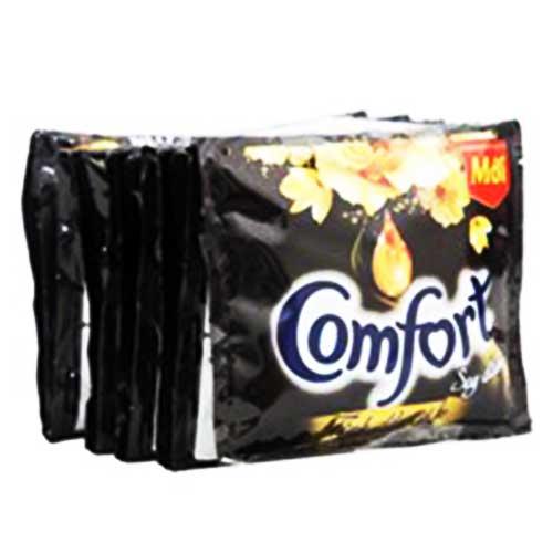Nước xả vải Comfort Tinh dầu thơm Say đắm 22ml (10 gói )