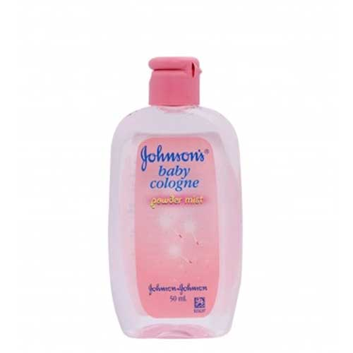 Nước hoa Johnsons Baby Cologne Power Mist - Hương phấn hoa50 ml