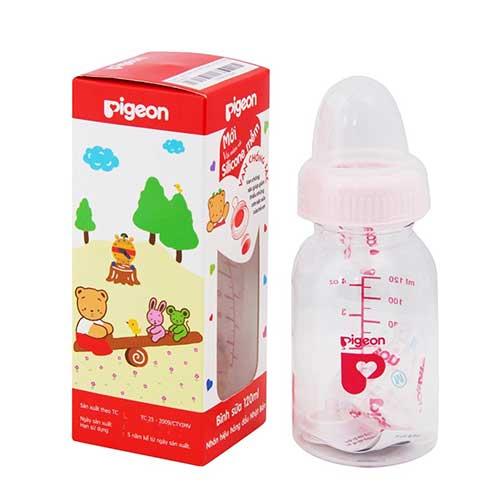 Bình sữa Pigeon 120 ml