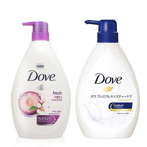 Sữa Tắm Dove Nutrium Hàn Quốc