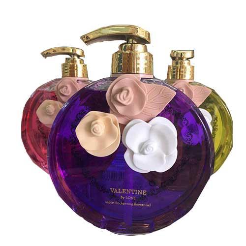 Sữa tắm Valentine By Love Shower Gel