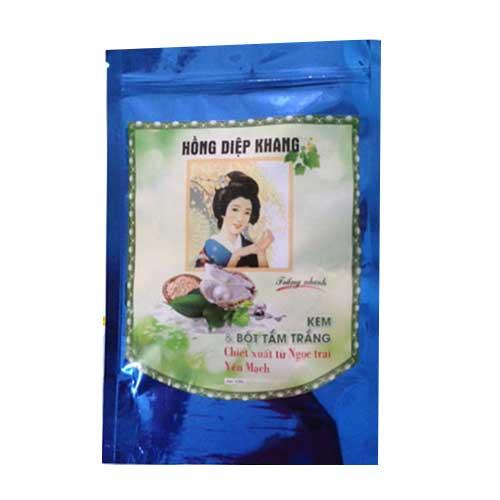 Kem tắm trắng Hồng Diệp Khang