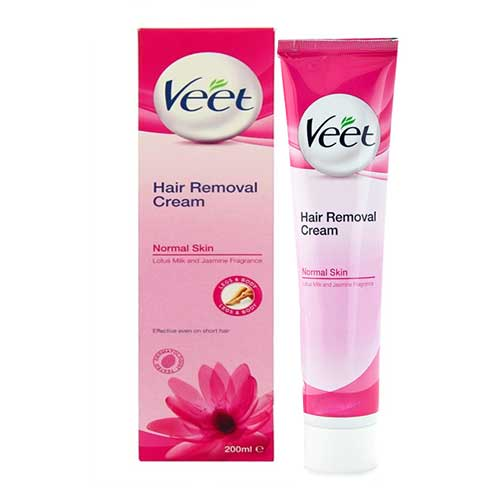 Kem tẩy lông Veet Hair Removal Cream 200 ml