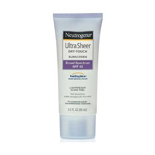 Kem Chống nắng Neutrogena Ultra Sheer Dry-Touch SPF55