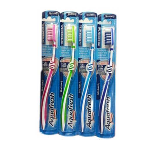 Bàn chải đánh răng Aquafresh Interdental