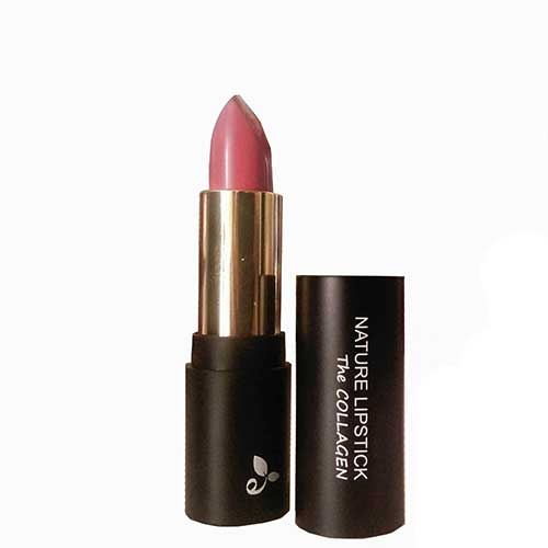 Son Ecosy Nauture Lipstick The Collagen PK102 - Hồng Nude