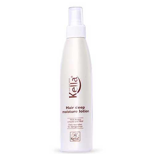 Sữa xịt dưỡng tóc Kella Hair Deep Moisture Lotion 250 ml