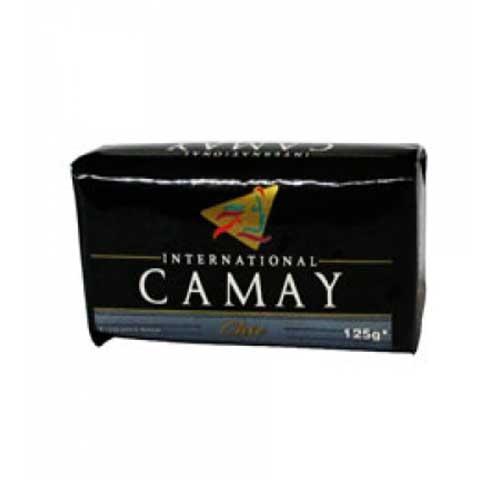 Xà bông cục CaMay Đen125 g
