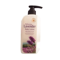 Sữa dưỡng thể Pure Mind Relaxing Lavender Body Lotion 500ml