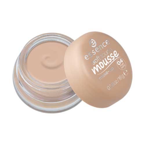 Phấn tươi trang điểm Essence Soft Touch Mousse 04 16g