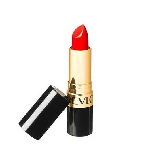 Son Revlon Super Lustrous Lipstick 725 Love That Red Đỏ Cam
