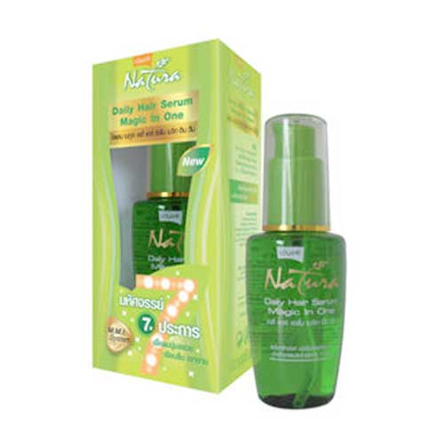 Serum dưỡng tóc Lolane Nature Daily Hair Serum Magic in One 50ml