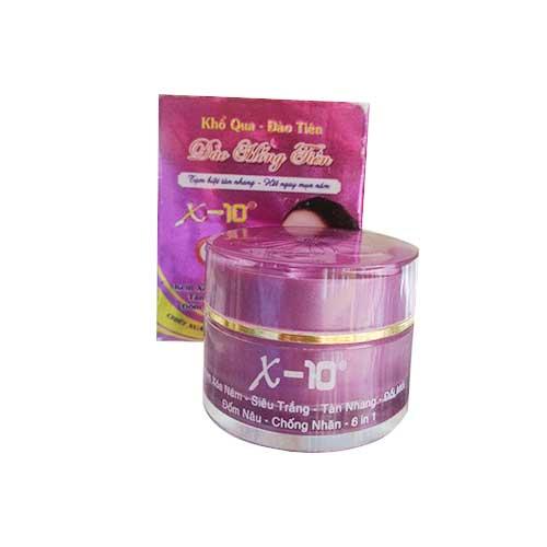 Kem sáng mịn da ngừa nếp nhăn giảm lão hóa bảo vệ da 5in1 X10 18g