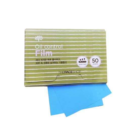 Giấy thấm dầu TheFaceShop Daily Beauty Tools Oil Control Film