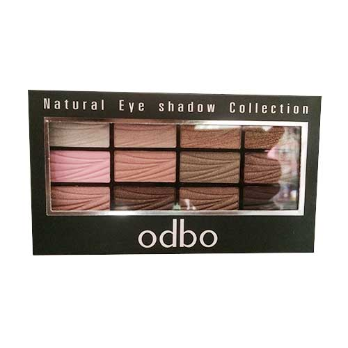 Phấn mắt 12 màu Odbo Natural Eye Shadow Collection 05