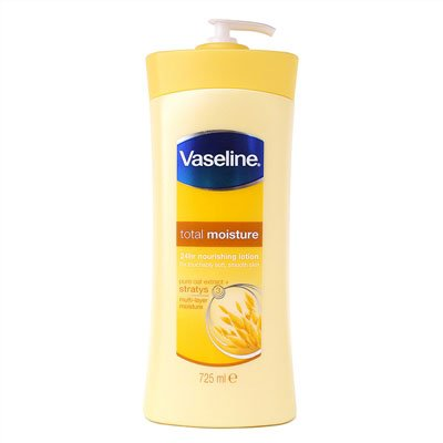 Sữa dưỡng thể Vaseline lúa mạch