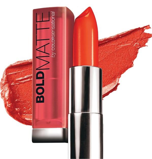 Son môi Maybelline Color Sensational BOLD MATTE