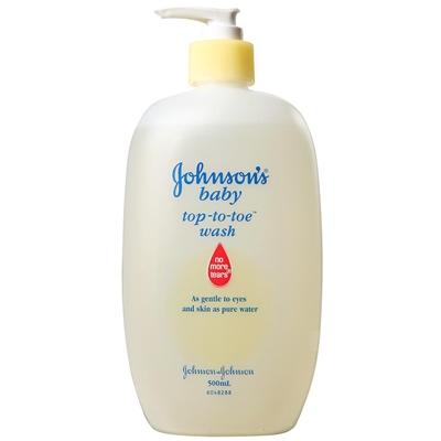 Sữa tắm gội toàn thân Johnson Baby Top to Toe