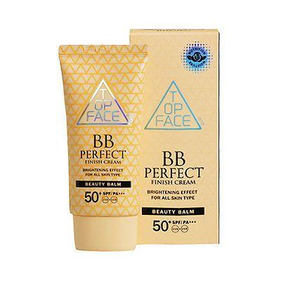 TOP FACE BB Perfect Finish Cream 50+ SPF/PA