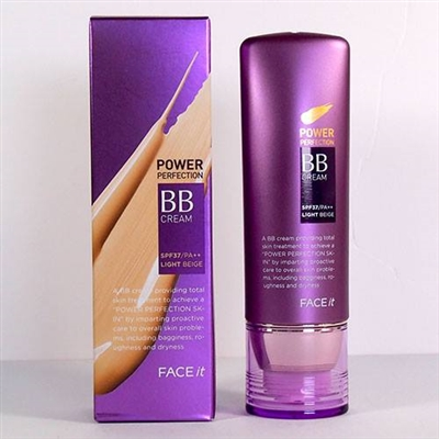 Kem nền POWER PERFECTION BB CREAM SPF37 PA ++ Thefaceshop
