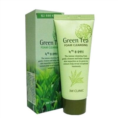 Sữa Rửa Mặt Trà Xanh Green Tea 3W Clinic