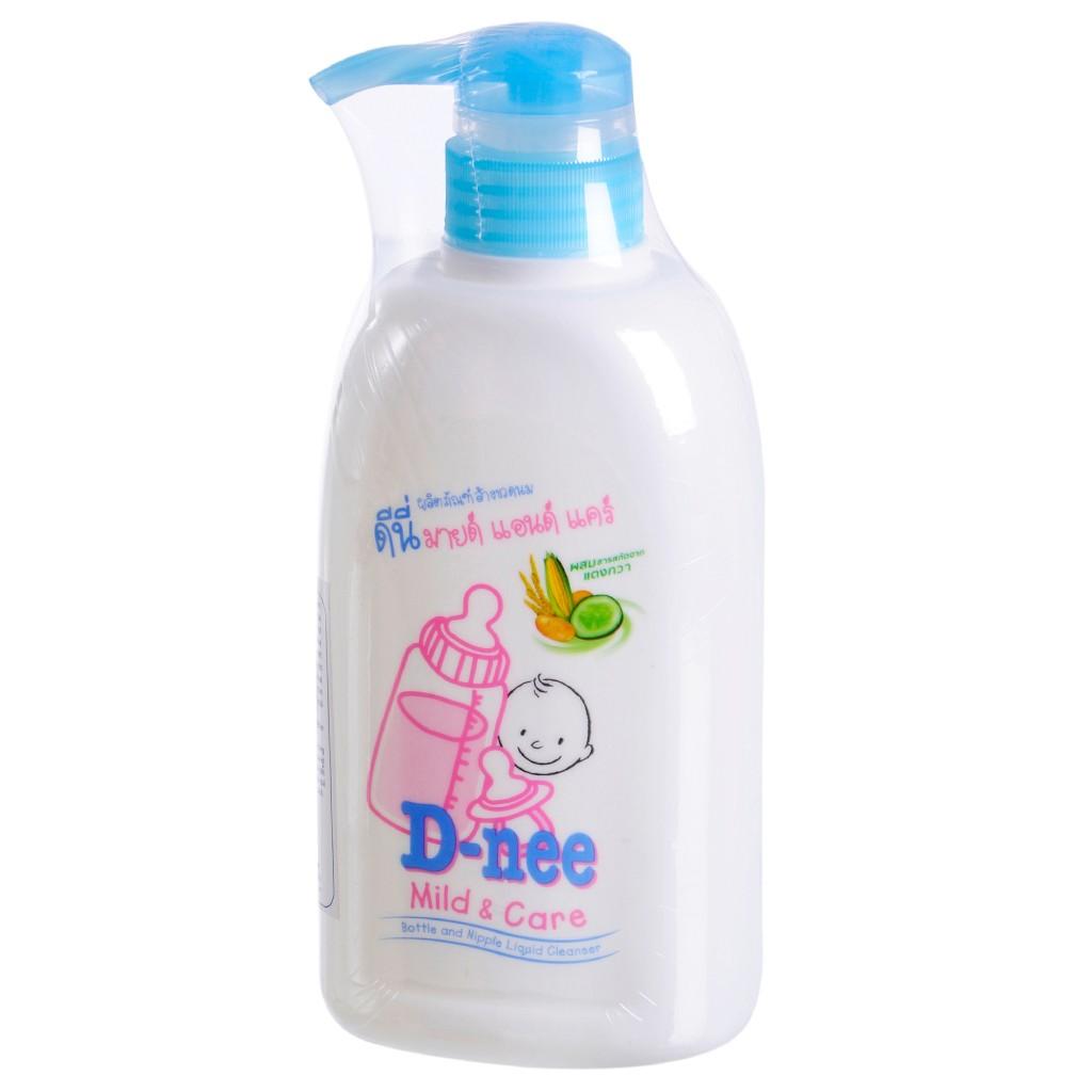 Nước rửa bình sữa và rau quả D-nee