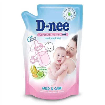 Nước rữa bình sữa và rau quả D-nee