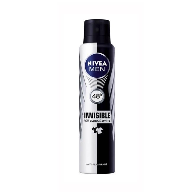 Xịt khử mùi NIVEA For Men
