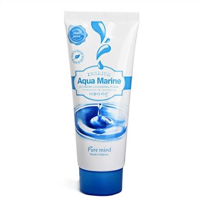 Sữa rửa mặt Pure Mind Aqua Marine Cleansing Foam