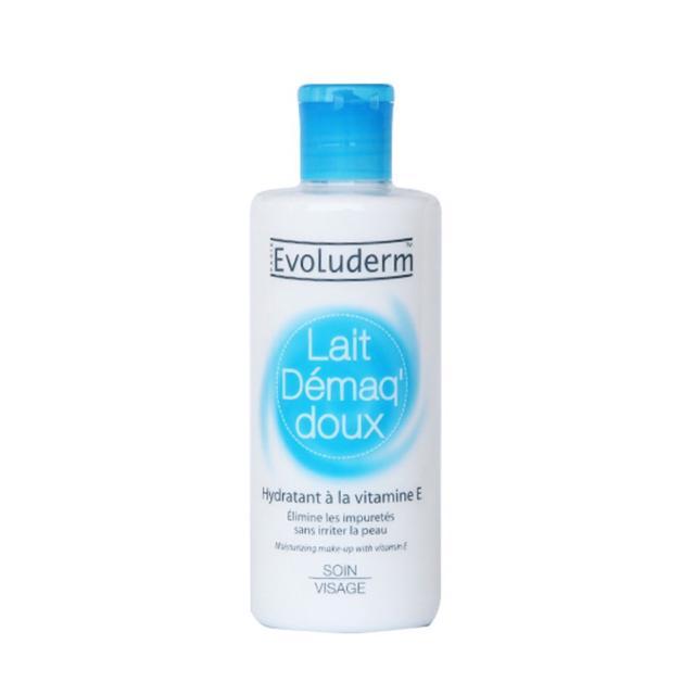 Sữa tẩy trang Evoluderm Lait Demaq Doux
