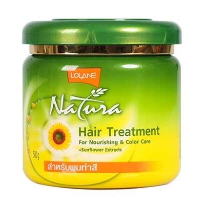 Kem Ủ tóc Lolane Natura Tinh Chất hoa Hướng Dương