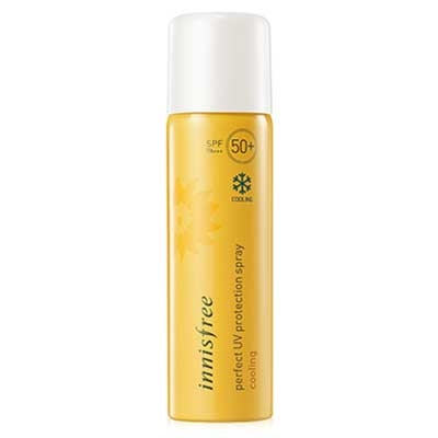 Xịt Chống Nắng Perfect Uv Protection Spray Cooling SPF50+PA+++ Innisfree