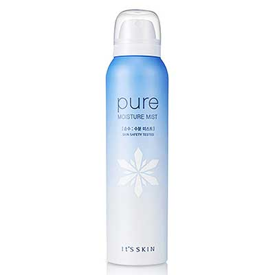 Xịt khoáng dưỡng ẩm It's Skin Pure Moisture Mist